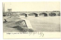 Liège Le Pont Du Val Benoit. 1903 - Ponts