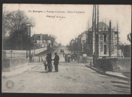 BOURGES - Passage à Niveau - Bourges