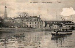 CPA LORIENT - L'HOPITAL MARITIME - Lorient