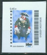 Biber Post Münchhausen Glatt, Langer UPOC  0,45 Bp227 - [7] République Fédérale