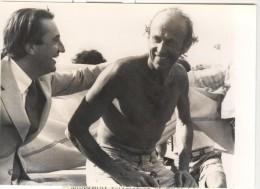 """Photo Ancienne """"Michael Birch Vainqueur De La Route Du Rhum"""" 1978 - Boten"""