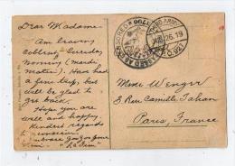 """ THIRD ARMY 1919 "" Cp Pour La France - Postal History"