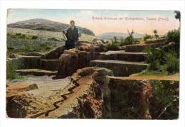 00018 CP P�rou - Ruines Incas - Ruinas Incaicas en Quequenco, Cuzco-P�r�