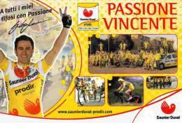 Gilberto Simoni - Saunier Duval - Cycling