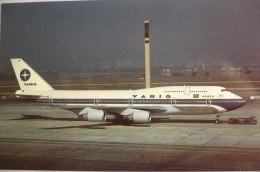 B 747 341   VARIG     PP VOB - 1946-....: Moderne