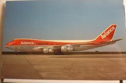 B 747 124   AVIANCA COLOMBIA      HK 2000 - 1946-....: Era Moderna