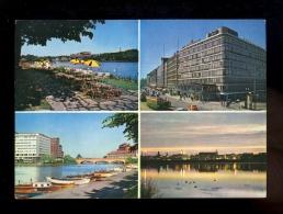 HELSINKI HELSINGFORS Finland X2 Cards  C.1960's Keskustaa Centrum - Finland