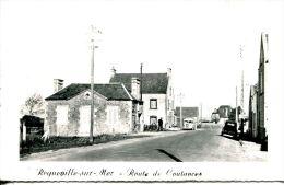 N°3272A -cpsm Regneville Sur Mer -route De Coutances- - Autres Communes