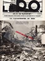 82-MONTAUBAN - REVUE LE P.O. ILLUSTRE-N° 8- MARS 1930- CATASTROPHE DU MIDI- PONT DE REYNIES-LIORAN-MOISSAC-LANGOIRAN - Railway & Tramway