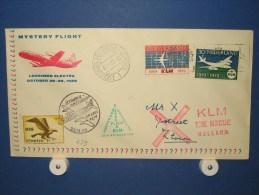 FFC First Flight 157 Amsterdam - Istanbul - Amsterdam 1959 - A529 (nr.Cat DVH) - Chili