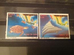 Mexico - MNH / Postfris - Complete Set Mexicaanse Fauna 1982 - Mexico