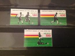 Mexico - MNH / Postfris - Complete Set WK Voetbal 1982 - Mexico