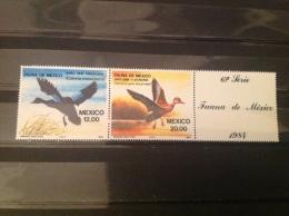 Mexico - MNH / Postfris - Complete Set Mexicaanse Fauna 1984 - Mexico