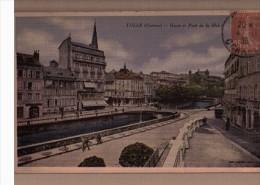 TULLE-Quais Et Pont De La Mairie - Tulle