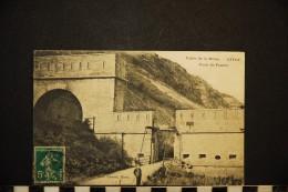CP, 08, GIVET Porte De France Voyagé En 1912 Ed Charot - Givet