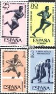 Espagne 1342-1345 (complète.Edition.) Neuf Avec Gomme Originale 1962 Sportive Jeux - 1961-70 Ungebraucht