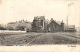 BELGIQUE - BRABANT FLAMAND - TILDONK - THILDONCK - Vue Générale Du Couvent. - Haacht