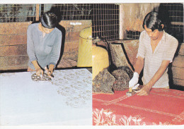 Batik First And Second Waxing, Indonesia , 50-70s - Indonesia