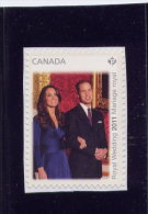 CANADA, 2011,  #2466,  ROYAL WEDDING - Booklets