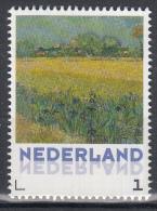 Nederland - Vincent Van Gogh - Uitgiftedatum 5 Januari 2015 -  Landschappen - Veld Met Irissen Bij Arles  - MNH - Netherlands