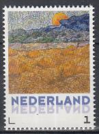 Nederland - Vincent Van Gogh - Uitgiftedatum 5 Januari 2015 -   Landschappen - Landschap Met Korenschelven En Maan - MNH - Netherlands