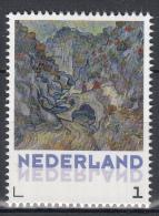 Nederland - Vincent Van Gogh - Uitgiftedatum 5 Januari 2015 - Landschappen - Het Ravijn (Les Peiroulets) - MNH - Netherlands