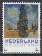 Nederland - Vincent Van Gogh - Uitgiftedatum 5 Januari 2015 - Landschappen - Landweg In De Provence Bij Nacht - MNH - Netherlands