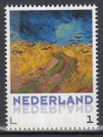 Nederland - Vincent Van Gogh - Uitgiftedatum 5 Januari 2015 - Landschappen - Korenveld Met Kraaien - MNH - Netherlands