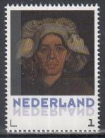 Nederland - Vincent Van Gogh - Uitgiftedatum 5 Januari 2015 - Portretten - Kop Van Een Vrouw - MNH - Netherlands