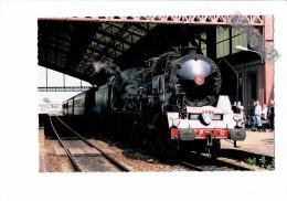 10 - TROYES - Aube - Gare Train 241P 17 - BLASON Le Creusot - 2010 - Animation - Troyes