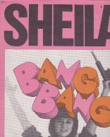 SYNOPSIS BANG BANG SHEILA  FRANCE - Pubblicitari