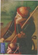 VATICAN   Il Perugino Del Papa La Pala Della Resurrezione  9/06/05 - Maximum Cards