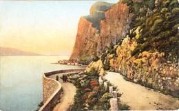 3626.   Lago Di Garda - Strada Di Tremosine - 1922 -  FP - Small Format - Italia