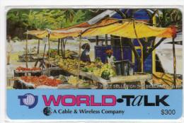 JAMAIQUE CARAIBES PREPAYEE DIGICEL FLEXCARD 300$ - Jamaïque