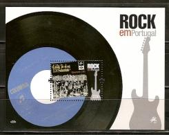 Portugal ** &  Rock Em Portugal 2010 - Blocs-feuillets