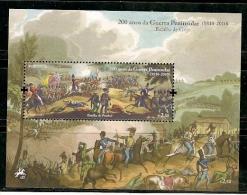 Portugal ** & 200 Anos Da Guerra Peninsular, Batalha De Grijó 1810-2010 - Other