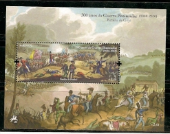 Portugal ** & 200 Anos Da Guerra Peninsular, Batalha De Grijó 1810-2010 - Autres