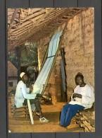 1971, CAMERÚN, ARTESANOS, ARTESANIA, TARJETA POSTAL CIRCULADA - Camerún