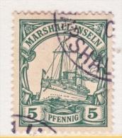 MARSHALL  ISLAND  14    (o)  No Wmk. - Colony: Marshall Islands