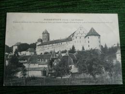 PORRENTRUY - Le Chateau - JU Jura