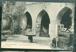 Fuenterrabia  - Interior De Castillo De Carlos V   -  FAS154 - Espagne