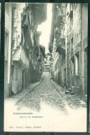 Fuenterrabia  - Calle De Pampinot  -  FAS155 - Espagne