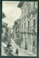 Fuenterrabia  - Calle   Mayor   -  FAS156 - Espagne