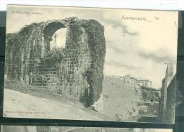 Fuenterrabia  - Fortificationes Antiquas   -  FAS157 - Espagne