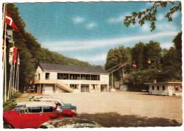 Waldecker Bergbahn: OPEL REKORD P1, FORD TAUNUS 17M P2, VW 1200 - Edersee -  Deutschland - Toerisme