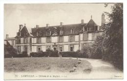 22/ COTES D´ARMOR ... LAMBALLE. Château De La Moglais - Lamballe