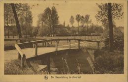 Meersel  :  De Kemelsbrug   (  Geschreven Met Zegel ) - Belgique