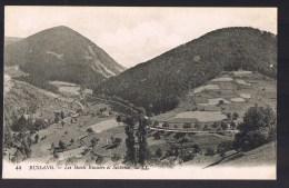 BUSSANG . Les Monts Russiers Et Séchenat . - Bussang