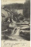 Carte Postale Ancienne Saint Germain De Joux - Pont Antique Et Vallée Du Combet - Autres Communes