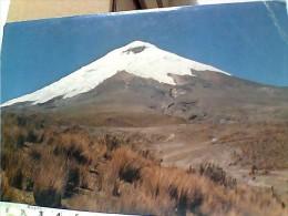 Ecuador Quito Sudamerica Volcano Cotopaxi  N1980  ER14338 - Ecuador